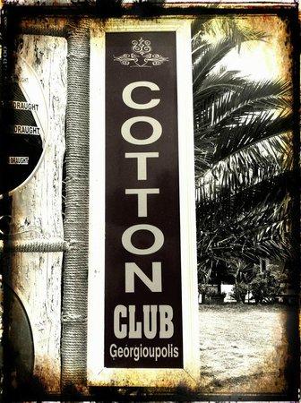 The Cotton Club: Cotton Club