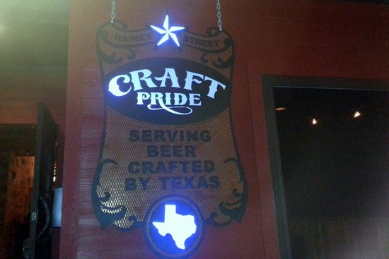 Photo of Bar Craft Pride at 61 Rainey St, Austin, TX 78701, United States