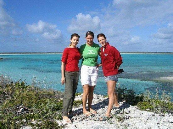 Lagoon Tours Bahamas  - Tours : On top of the World