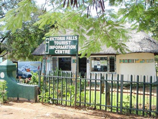 Victoria Falls Safari Lodge: local information