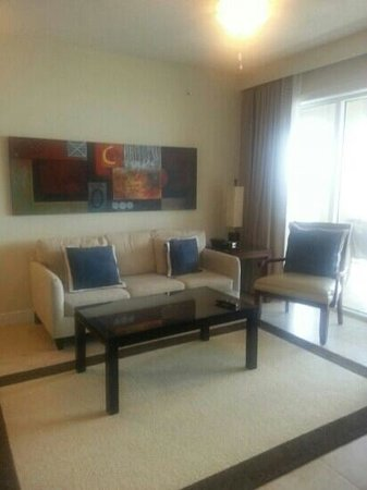 The Westin Cape Coral Resort At Marina Village: living area