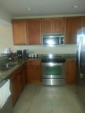 The Westin Cape Coral Resort At Marina Village: kitchen