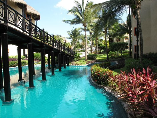 Catalonia Riviera Maya: Everything was so clean and fun to see.