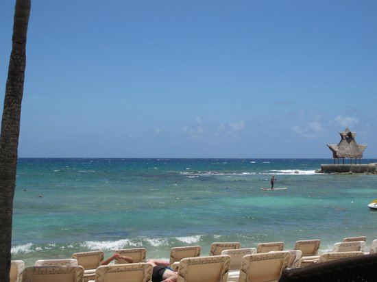 Catalonia Riviera Maya: A wonderful view from the room.