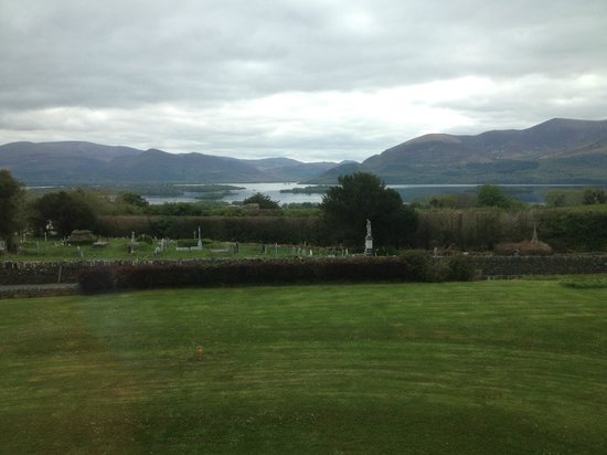 Aghadoe Heights Hotel & Spa: View from room 353.