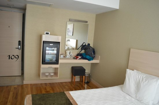 Troya Hotel: dbk room