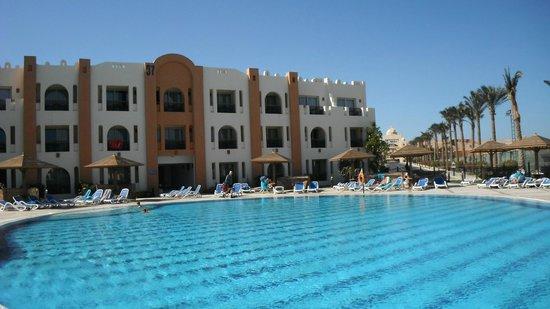 SUNRISE Select Royal Makadi Resort : vue de notre chambre