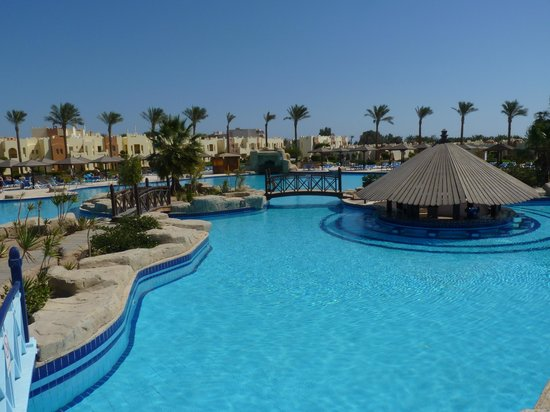 SUNRISE Select Royal Makadi Resort : piscine