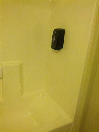 Motel 6 Idaho Falls Snake River : Public-Restroom Type Soap Dispenser
