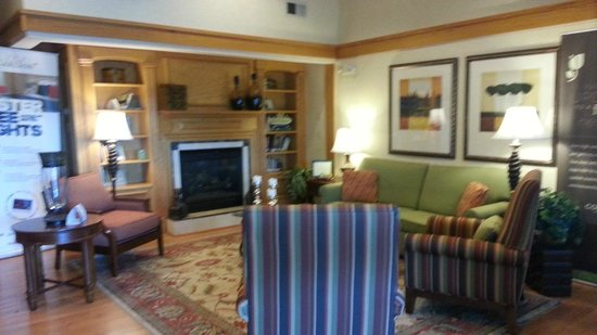 Country Inn & Suites By Carlson, Bel Air East at I-95 Riverside (Aberdeen): Lobby