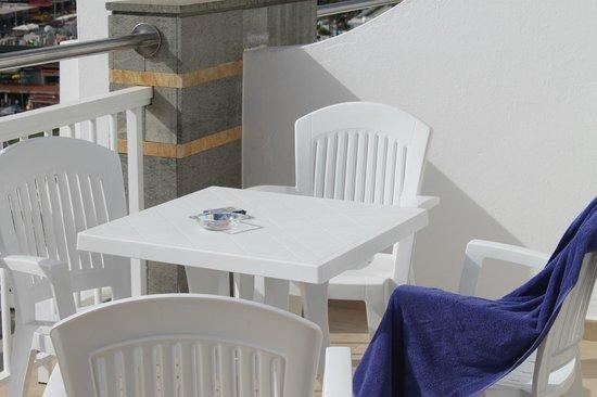 Cabau Cala Nova: Balcony