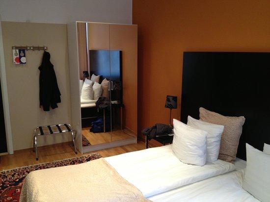 BEST WESTERN Karlaplan Hotel Stockholm: Zimmer