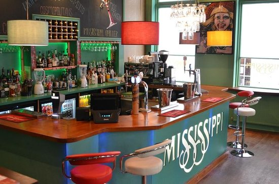 Mississippi Grill House: Mississippi Bar