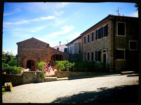 PodereSanBartolo VillaPrumiano: San Bartolo 3