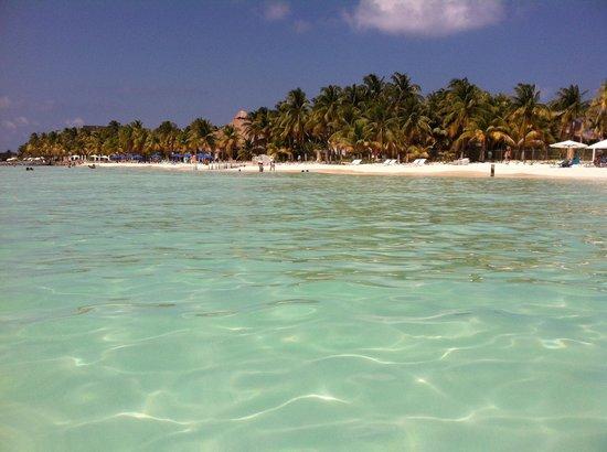 Casa Sirena Hotel: North beach