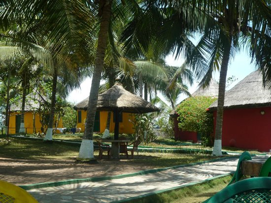 One Africa Guest House and Health Resort
