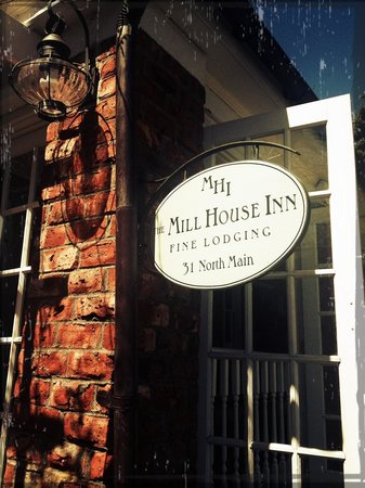 Mill House Inn: Best Inn EVER!