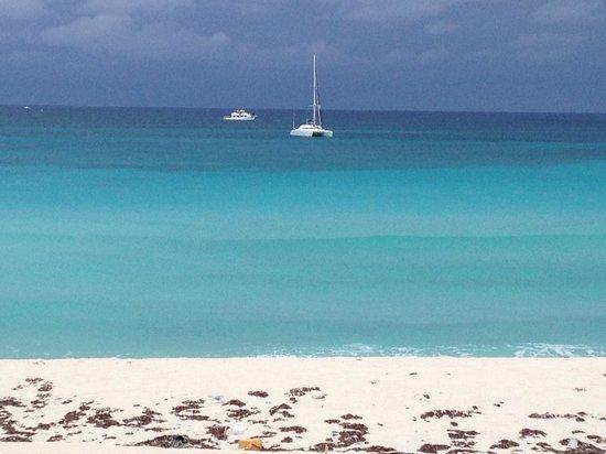 Bimini Big Game Club Resort & Marina: The beach a short stroll from the property
