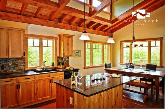 Wing Creek Resort : Birchgrove Vacation Home