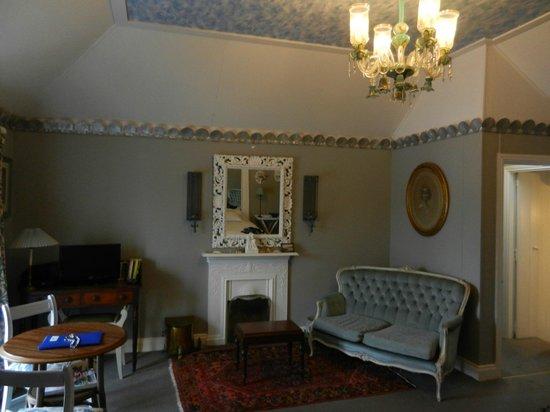 The Quay House: The Sky Room