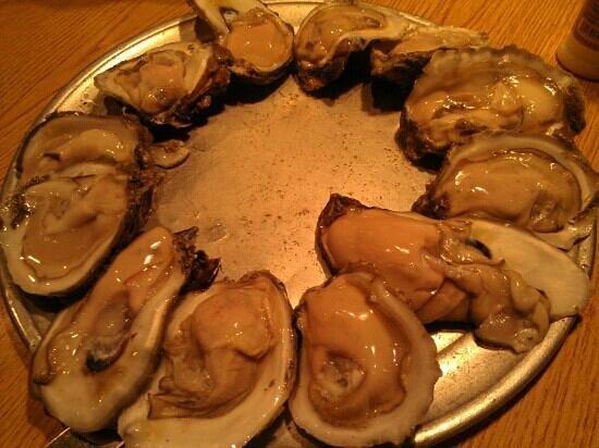 The Fish Company: $5 dozen oysters