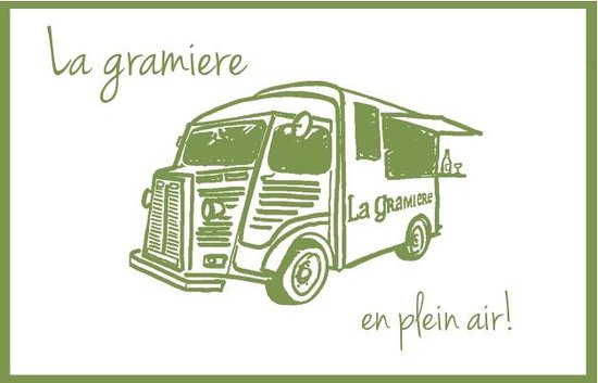 La Gramière - Wine Truck : Our summer wine label!