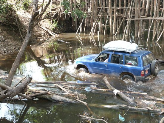 Outamba Kilimi National Park: no comment
