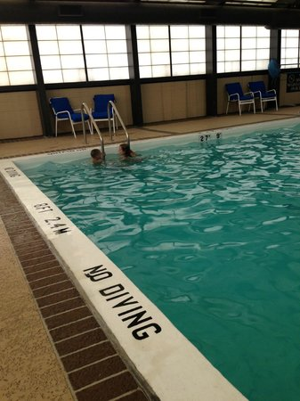 Sheraton Clayton Plaza Hotel St. Louis: Swimming