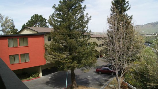 Americas Best Value Inn Six Flags/Vallejo/Napa Valley: Exterior