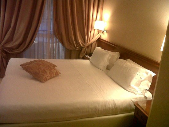 Best Western Plus Hotel Galles: La mia camera!