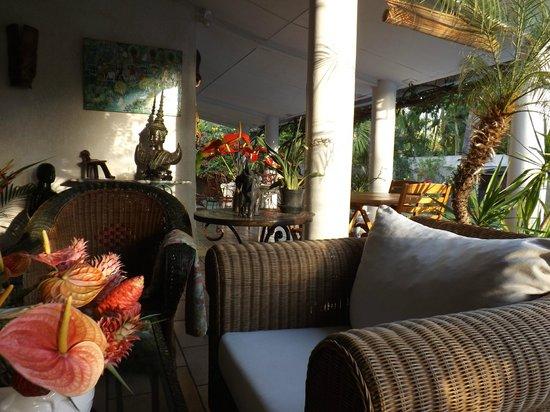 Kia Ora : salon de jardin