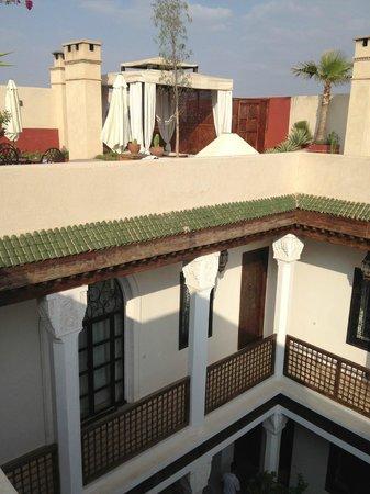 Bellamane, Ryad & Spa: terrazza sul tetto