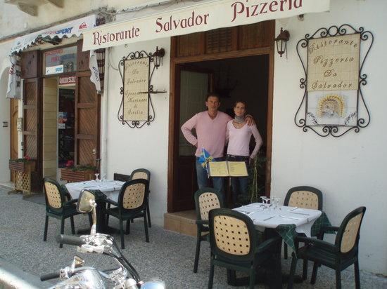 Ristorante Pizzeria Da Salvador : I titolari
