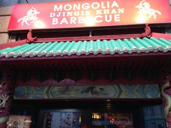 Djingis Khan: Mongolia in Stockholm