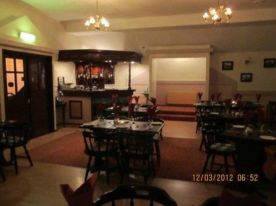 Gweedore Bar Dining Room