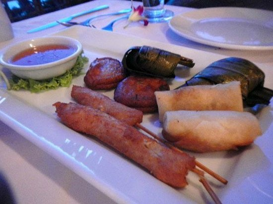 Thipwimarn Resort: Thai appetiser