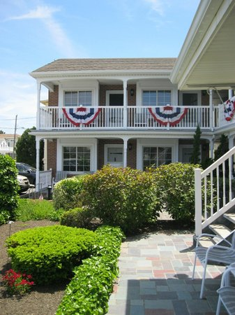 Stone Harbor, Nueva Jersey: Colonial Lodge Memorial Day 2013