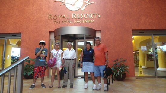 The Royal Haciendas All Suites Resort & Spa: el fin de las vacaciones