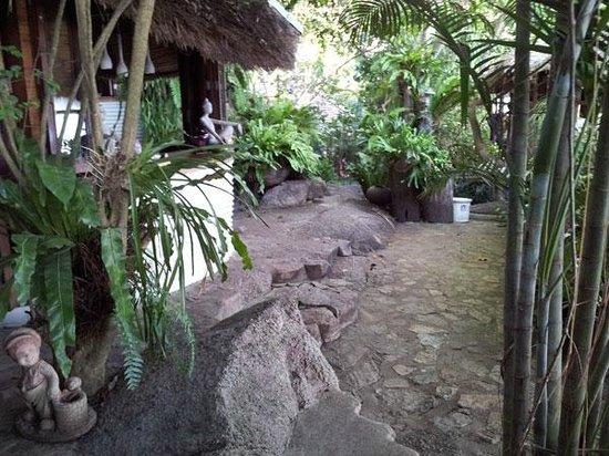 Thipwimarn Resort: Nice surroundings
