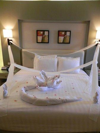 Premier Romance Boutique Hotel and Spa : Déco chambre