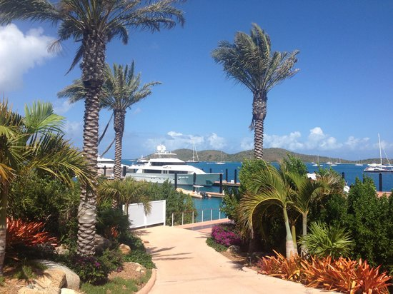 "YCCS - Yacht Club Costa Smeralda: ""Virgin Islands Boat Rental"""