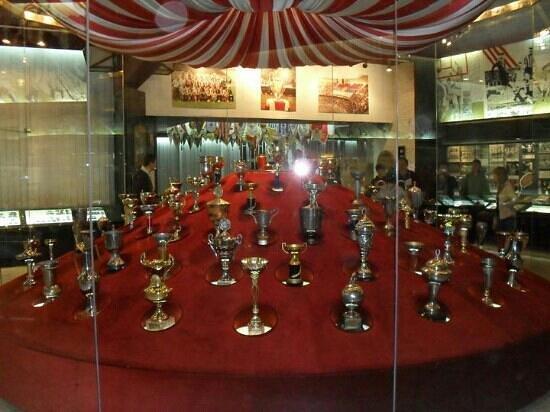 Red Star Belgrade Stadium - Marakana: Red Star Museum
