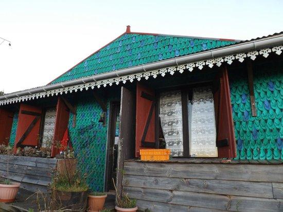 Marmite Lontan: facade