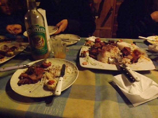 Marmite Lontan: repas