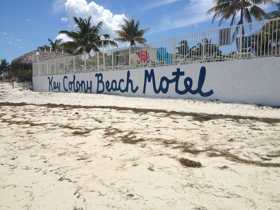 Key Colony Beach Motel: Heaven on Earth