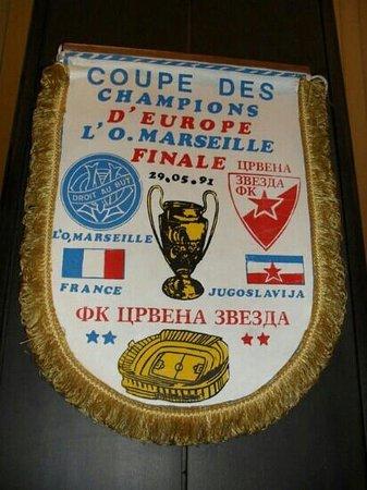 Red Star Belgrade Stadium - Marakana: Bari, 29.05.1991.