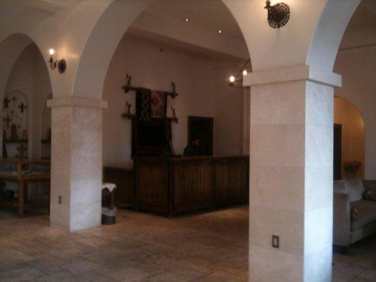 Hotel St. Francis: Hotel lobby