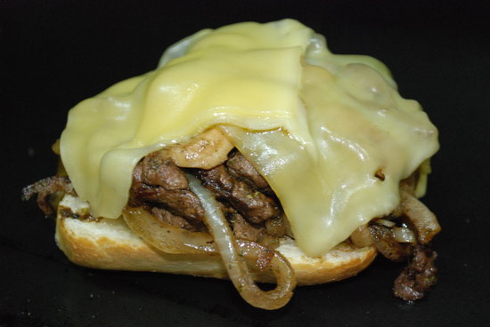 Juanito's : Philly Cheese Steak