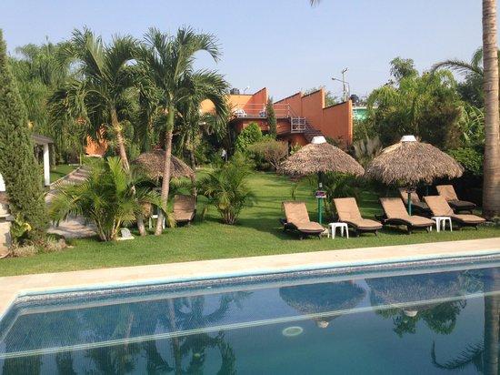 Casa Domingo Hotel Petit: Imagen de la alberca