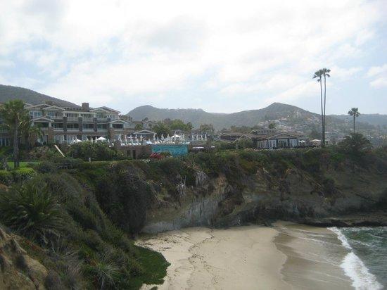 Montage Laguna Beach: Private beach